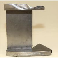A-Post Valance Bracket Left 50-67.    211-809-203