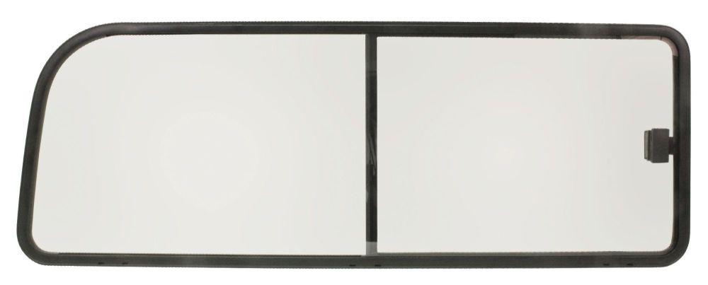 Rear Side Sliding Window, RHD Right 68-79.   221-847-714