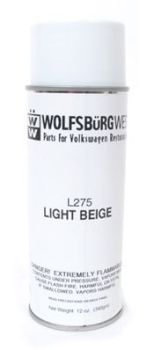 L275 Light Beige Spray Paint Aerosol Can.