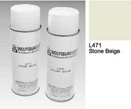 L471 Stone Beige Spray Paint Aerosol Can.