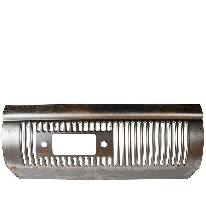 Dashboard Radio Hole Repair LHD 55-66.    211-805-051