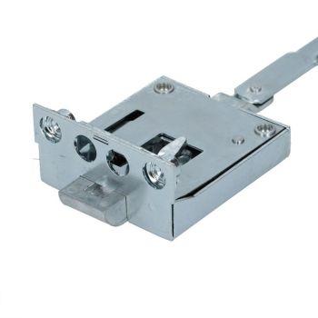 Complete Cab Door Lock Mechanism, Passenger Side 55-60.   211-837-016B