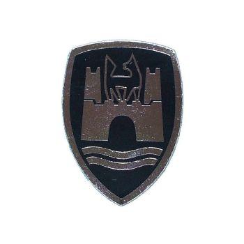 Wolfsburg Crest Sticker for Seat Belt.   AC853991