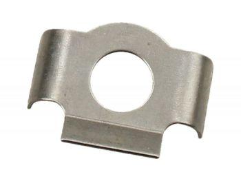 Steering Box Lock Plate 47-77 Beetle.   111-415-159