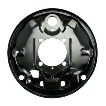 Rear Brake Backing Plate, Left 8/67-79 Beetle.   113-609-439E