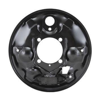 Rear Brake Backing Plate, Right 8/64-7/67 Beetle.   113-609-440C