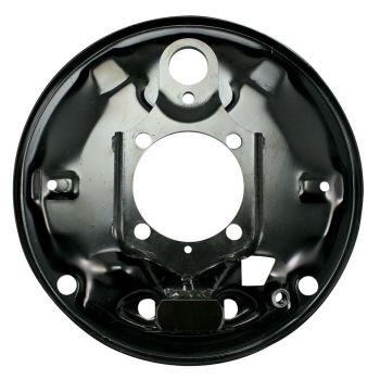 Rear Brake Backing Plate, Left 8/67-79 Beetle.   113-609-440E