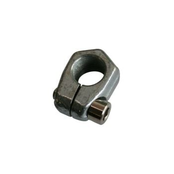 Front Spindle Clamping Nut, Right 8/65-79 Beetle.   131-405-670