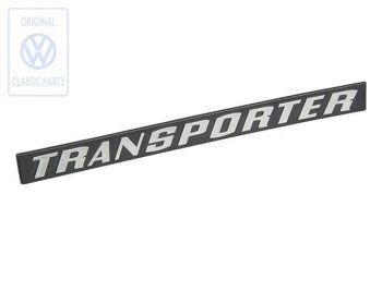 Rear Transporter Badge 80-84 Genuine VW.   251-853-689