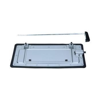 Fresh Air Duct Flap Mechanism 55-67.   211-817-761