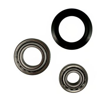 Front Wheel Bearing Kit 8/65-7/67 Beetle with Drum or Discs.   311-498-625BQ