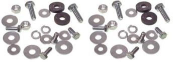 Running Board Bolt Fitting Kit, PAIR,  All Years Beetle.    111-821-500