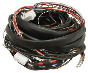Complete Wiring Loom 76-79, Right Hand Drive 2000cc.   214-971-139C
