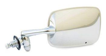 Door Mirror, Left 68-77 Sedan Beetle.   113-857-513D