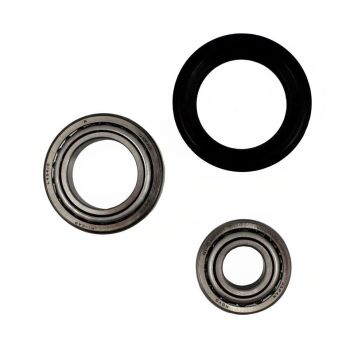 Front Wheel Bearing Kit 8/67-79 Beetle with Disc Brakes.   311-405-625A