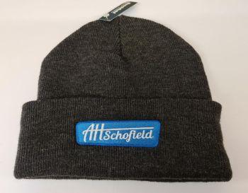 Charcoal Grey Beanie Hat