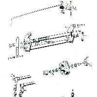 <!-- 004 -->Front  Axle Parts/Steering