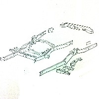 <!-- 007 -->Chassis and Bumper Parts