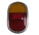 Rear Lights & Number Plate Lights