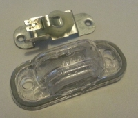 Number Plate Light, NOS Genuine VW 80->.   481-943-021A