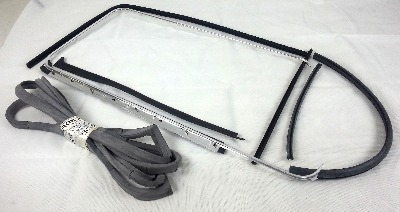 Front Door Seal Kit Genuine Door Seal Fixed 1/4's Right 68-79.   211-831-72