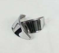 Stainless Steel Headlight Eyelids 68-79.   AC941301SS