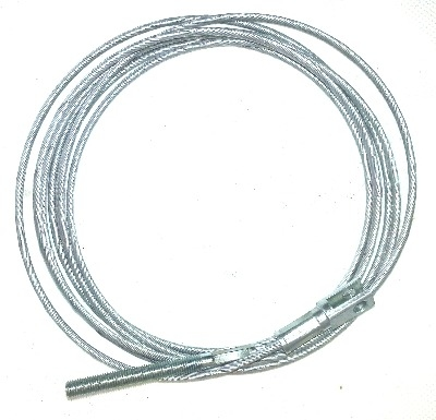 Clutch Cable RHD 67-69