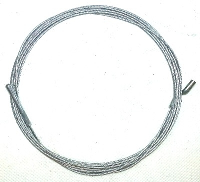 Accelerator Cable LHD (3668mm) 8/71-79.   211-721-555R