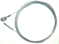 Accelerator Cable LHD 1600cc (3670mm) 8/68-7/71.   211-721-555G