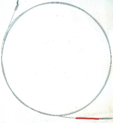 Accelerator Cable RHD (3620mm) 8/72-2/76.   214-721-555P