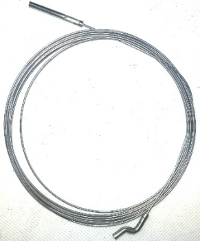 Accelerator Cable RHD 1600cc (3780mm) 2/76-79.   214-721-555AC