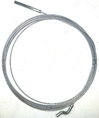 Accelerator Cable RHD (3780mm) 2/76-79.   214-721-555AC