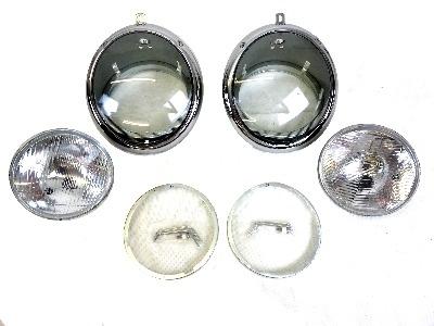 US SPEC Headlight Kit Top quality RHD 55-67 111-998-037