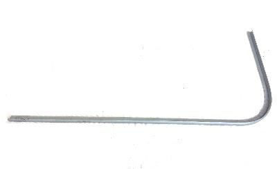 Rear Corner Gutter Repair,  Right 68-79.   211-817-310R