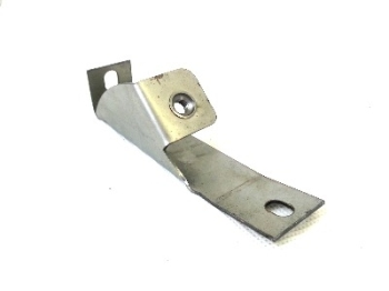 Rear Bumper Splash Pan End Bracket, Right 68-71.   211-707-366B