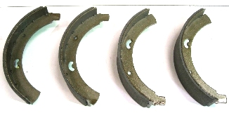 Front Brake Shoes 55-63.   211-609-237B