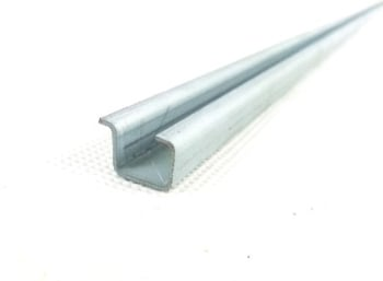 U Channel for Sliding Door Guide 80->.   251-801-254U