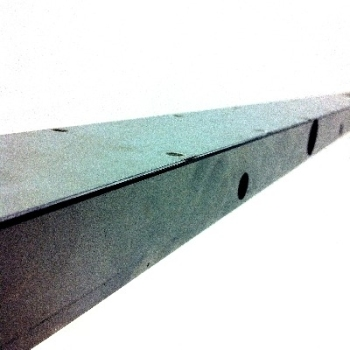 Rear Top Hat section , Boxed off 50-59, 211-801-351A