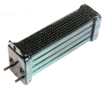 Oil Cooler, Single Port.   111-117-021E