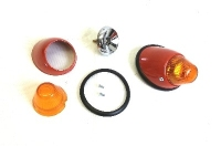 Bullet Indicators Complete, Orange (Pair) ->62. 211-953-341A