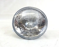 Headlight Assembly, Round Style, Left Side RHD.   252-941-105