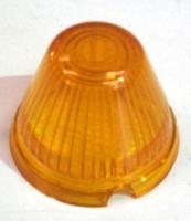 Bullet Indicator Lens Orange 59-62.   211-953-161OR