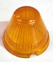 Bullet Indicator Lens Orange 59-62.   211-953-161OR