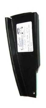 Deformation Panel End Plate 72-73, Left 211-805-267E