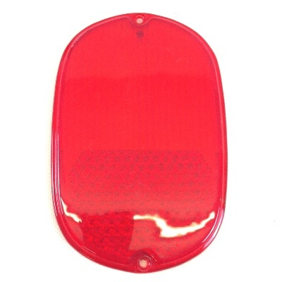 Rear Light Lens , US spec 62-71. All Red. Top Quality 211-945-241G