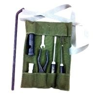 Tool Kit Green Canvas SCHTOOLKITGN