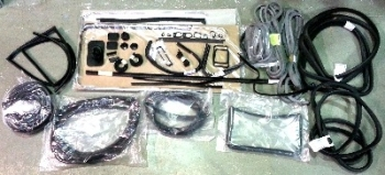 Complete Seal Bundle Kit LHD 72-79, with Fixed 1/4 Lights & Top Quality Front Door Seals.   211-898-021