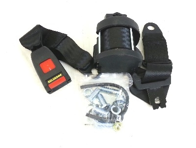 Rear Inertia Seat Belt 68-90.   SEC264