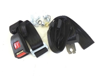 Rear 3-Point Static Seat Belt 68-90.   SEC200
