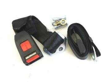 Lap Belt, 68-90.   SEC210